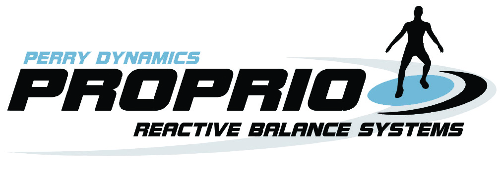 Proprio Reactive Balance System Logo  clean - Joe Perry